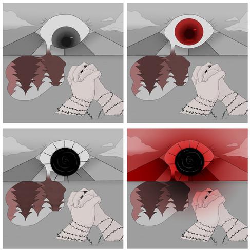 Mars Linington, Animation