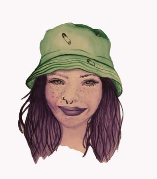 Makayla Noordam, Portrait
