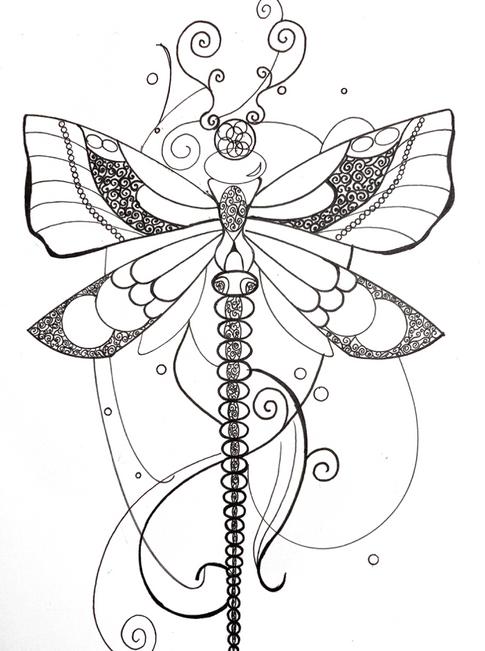 Bissan Elnader, Magical Dragonfly