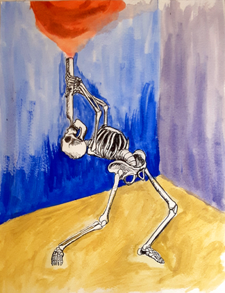 Kat Tomlinson, Happy Bones