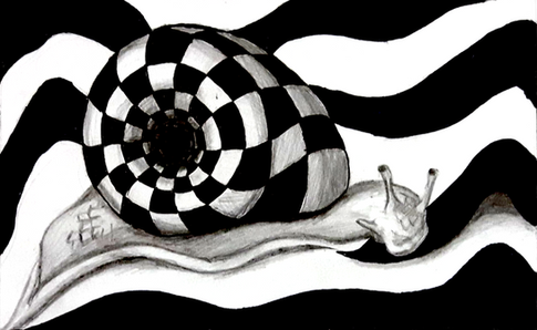 Kat Tomlinson, Optical Art