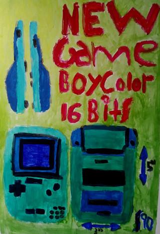 Drake Longeuay, Game Boy
