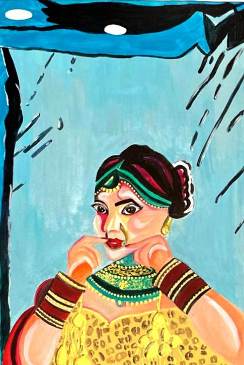 Akshita Sethi, Colour Assignment