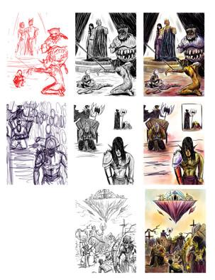 Niyaz Miah, Envy Illustration Series