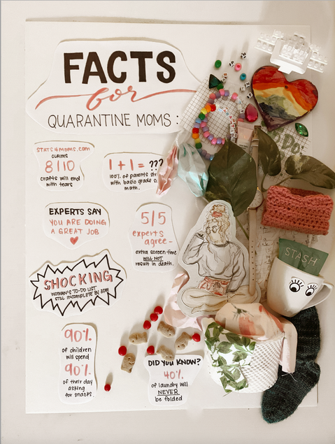 Julianne Renton, Quarantine Moms