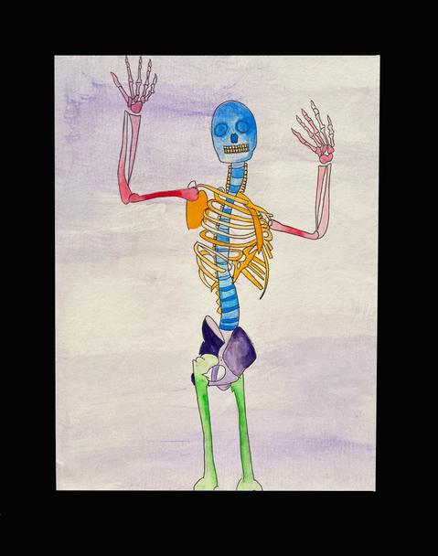 Hanna Reyno, Skeleton