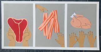 Nick Varley, Food illustration series