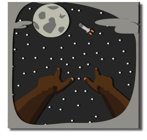 Biniyam Bekele, Space Dream