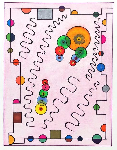 Olya Datsenko, Composition Series 1 of 3