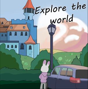 Edgar M. Lopez, Explore the world