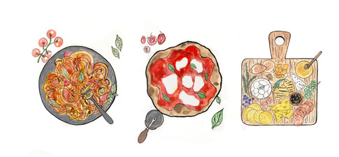 Weaam Zweki, Food Inspiration