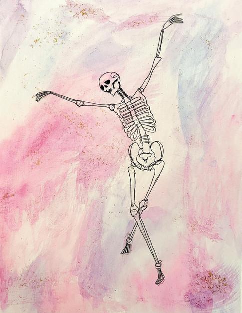 Bissan Elnader, Ballet Anatomy