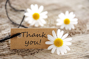 a natural looking banner with thank you and white blossoms as background.jpg