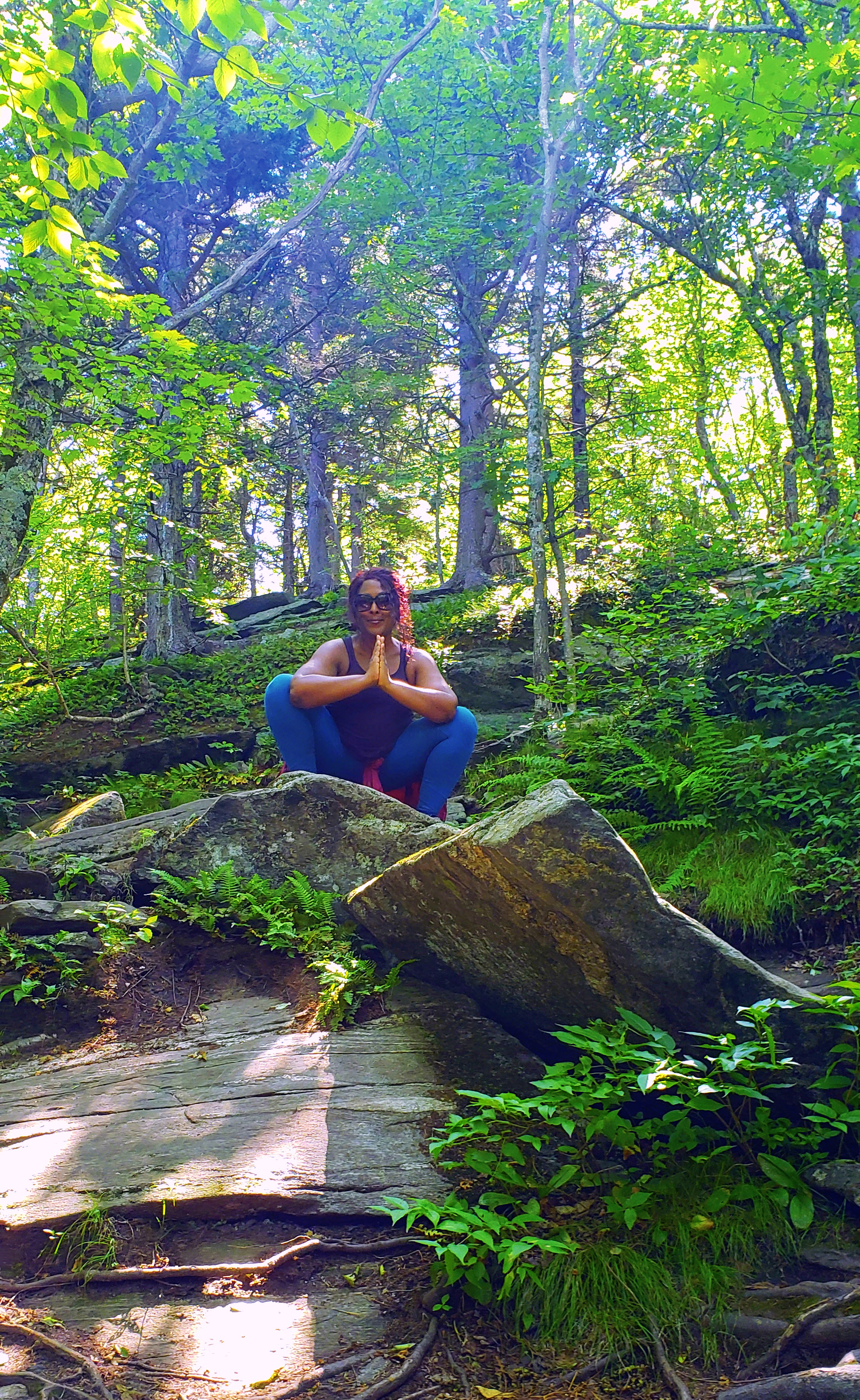 malasana_pose_mt_wachusett_hiking_char_willingham_yoga