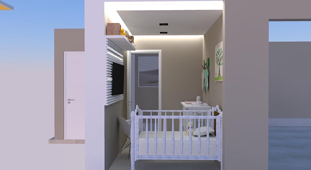 Dormitório do bebê