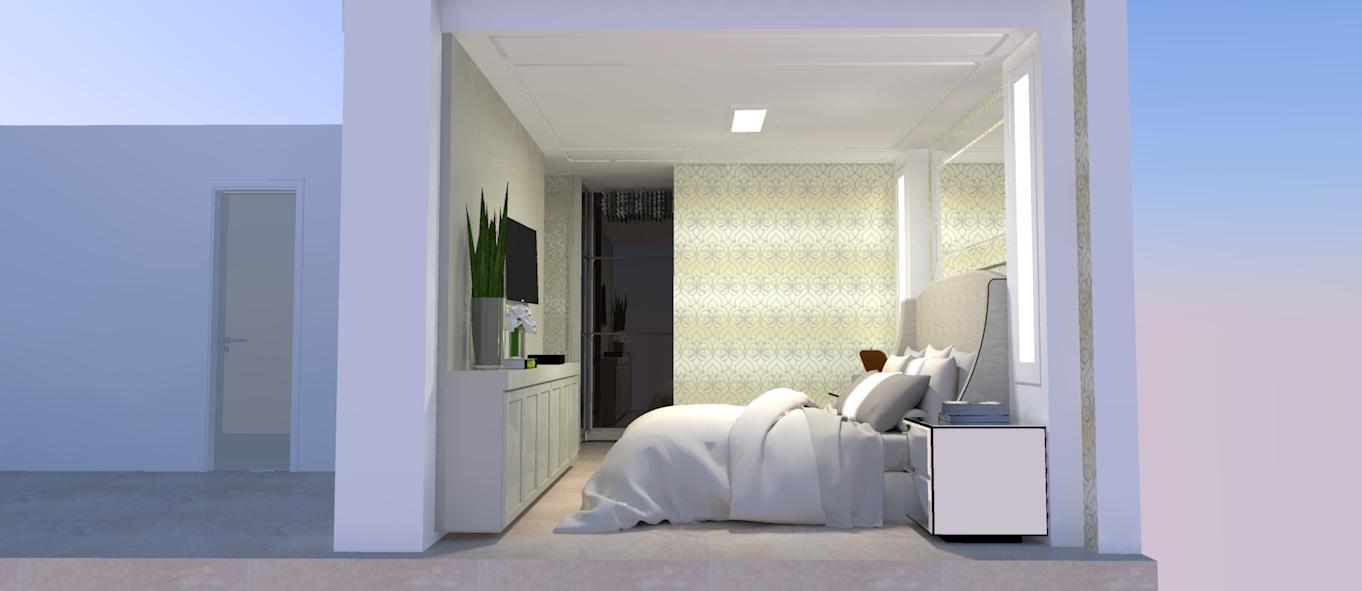 Dormitório Casal - 2°Opção