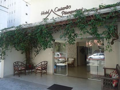 hotel no Guarujá