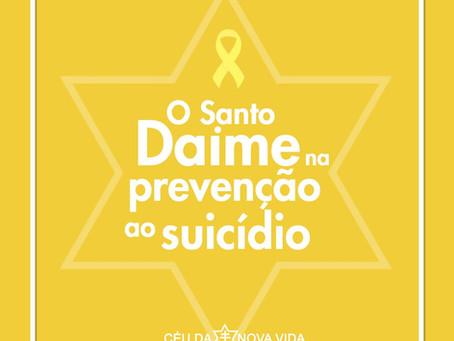 O SANTO DAIME NA PREVENÇÃO AO SUICÍDIO