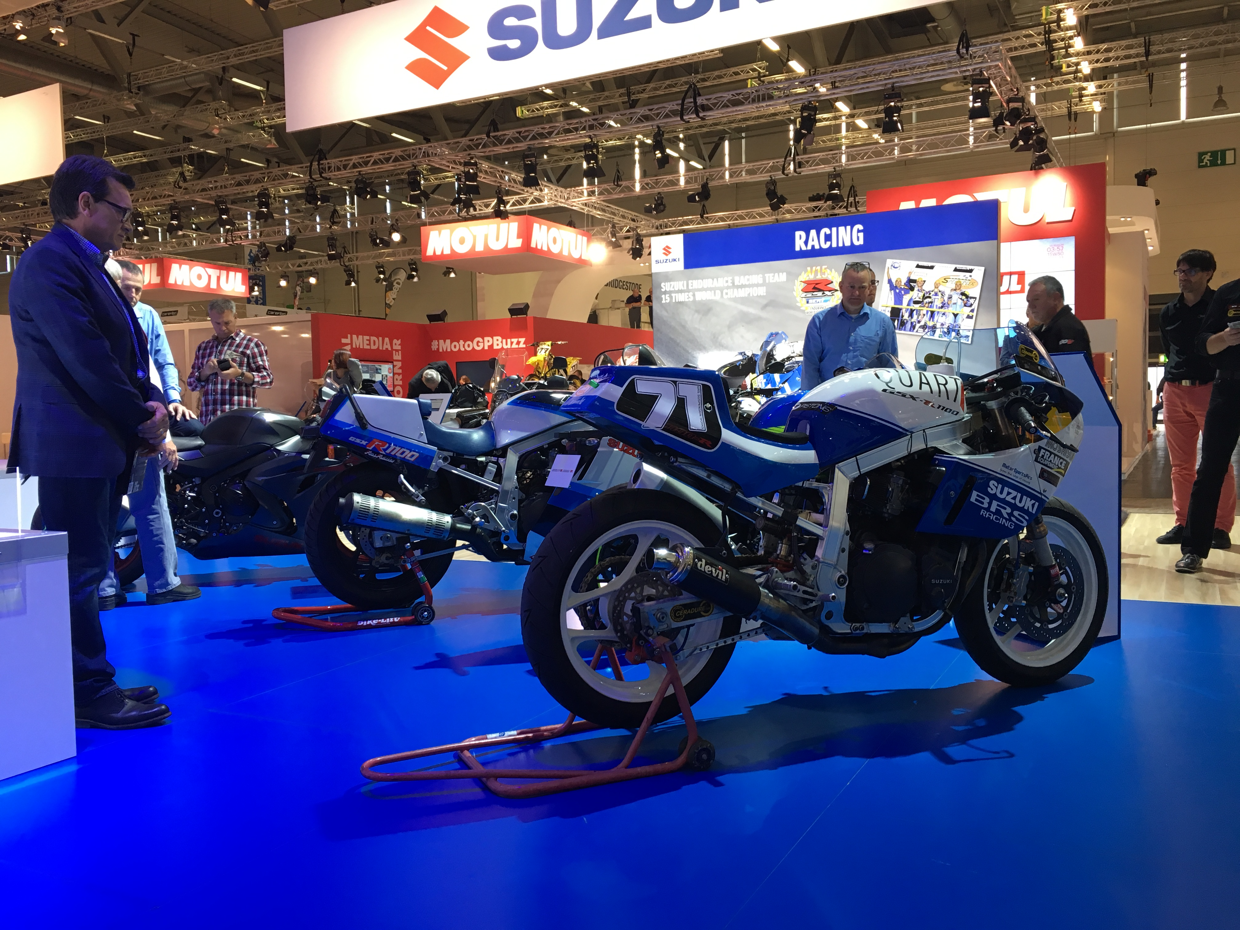 Beringer Suzuki Spezial