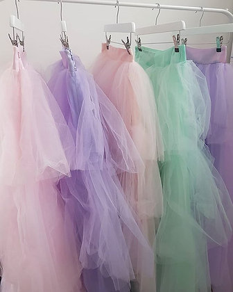 "TULLE ""Colour Request"""
