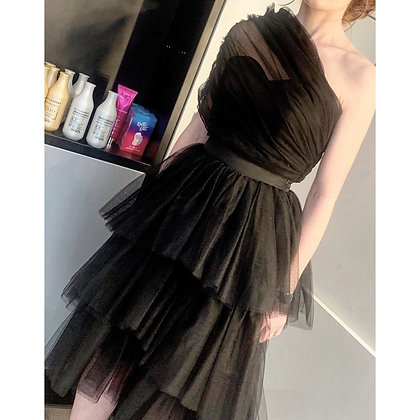 "TULLE ""Black Is The New Black"""
