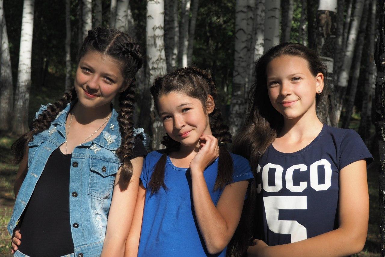 Детский лагерь в Нугуше Спартаковец
