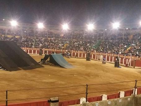 Espectacular noche de Freestyle en Talavera