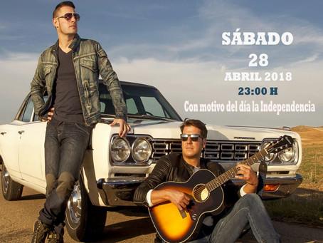 ANDY & LUCAS en San José del Valle