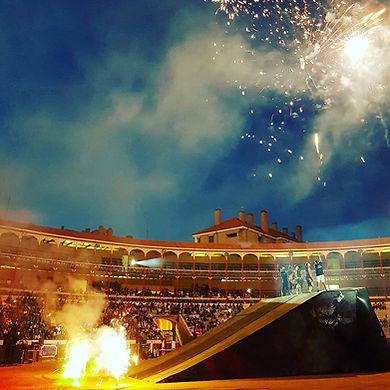Promotor de Freestyle Motocross Show - Espectáculos Carmelo García