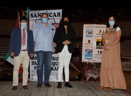 Presentamos VERANO EN EL RUEDO 2020 en la Plaza de Toros de Sanlúcar de Barrameda