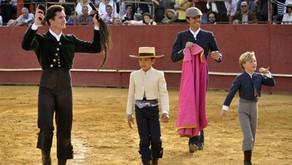 Daniel Luque triunfador en Villamartín