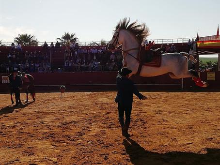 El Arte de Andalucía a Caballo visita La Campana