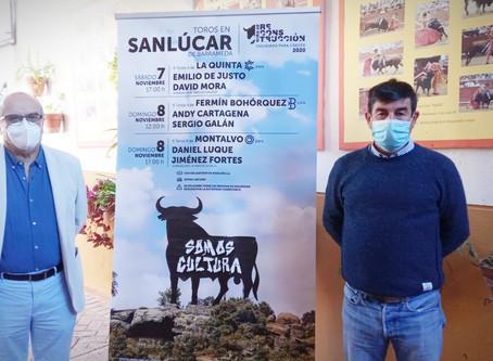 Gira de la Reconstrucción en Sanlúcar de Barrameda