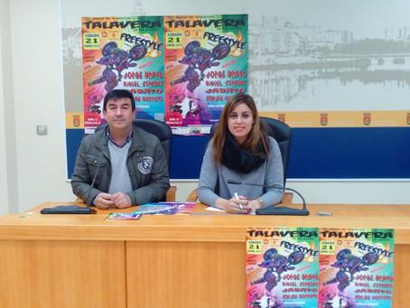 Presentamos el cartel del próximoFreestyle en Talavera de la Reina