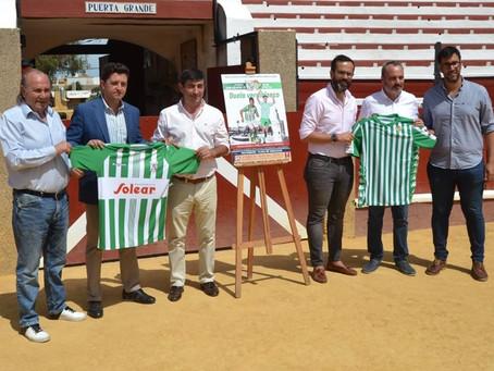 La Corrida Magallánica patrocinadora del partido Atlético Sanluqueño - Betis Deportivo