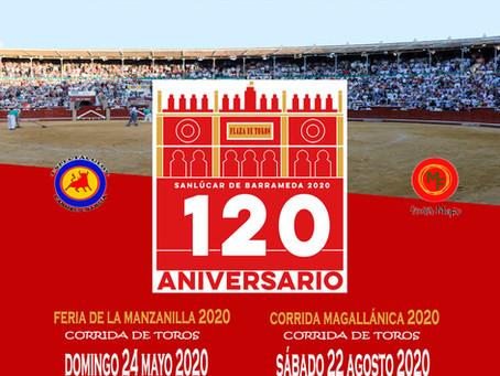 Sanlúcar YA tiene fechas para sus corridas 2020