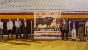 PRESENTACIÓN   Feria Taurina Villacarrillo 2021