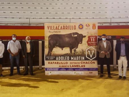 PRESENTACIÓN | Feria Taurina Villacarrillo 2021