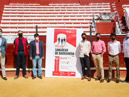 Encuentro con los novilleros que participarán en Sanlúcar