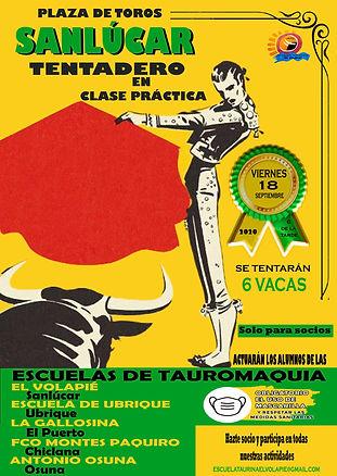 TENTADERO CLASE PRÁCTICA OCTUBRE 2020
