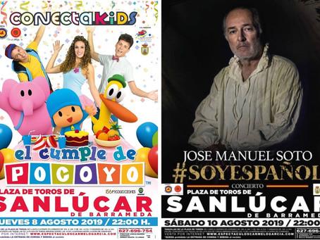 Música para todas las edades en Sanlúcar de Barrameda
