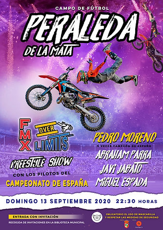 Fmx over limits PERALEDA 2020