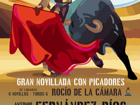 Novillada Con Picadores en Sanlúcar de Barrameda