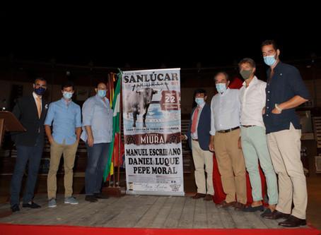 Noche para el recuerdo en la Plaza de Toros de Sanlúcar de Barrameda