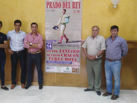 Goyesca en Prado del Rey