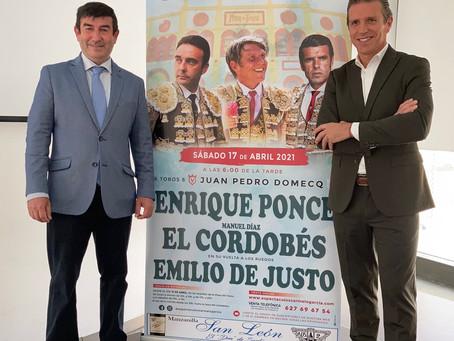 Trio de ases para el comienzo de la temporada en Sanlúcar de Barrameda