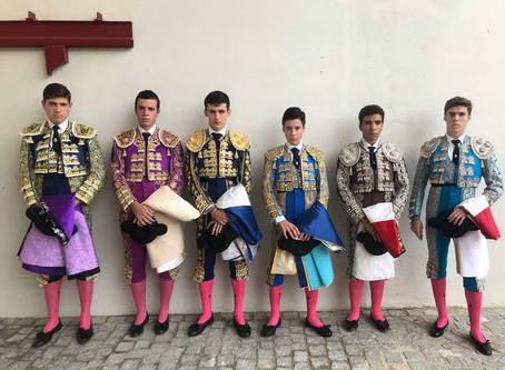 """Interesante novillada sin caballos de """"El Torero"""" en el festejo que abría la feria taurina"""