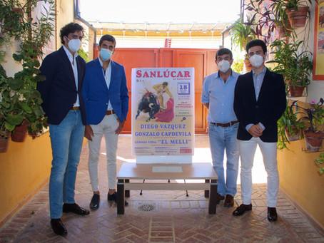 PRESENTACIÓN | Novillada Sin Picadores en Sanlúcar de Barrameda