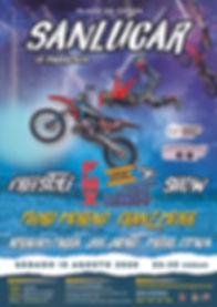 FMX OVER LIMITS - FREESTYLE MOTOCROSS SHOW 2020 SANLUCAR DE BARRAMEDA