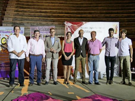 Presentación Feria de Villacarrillo 2019